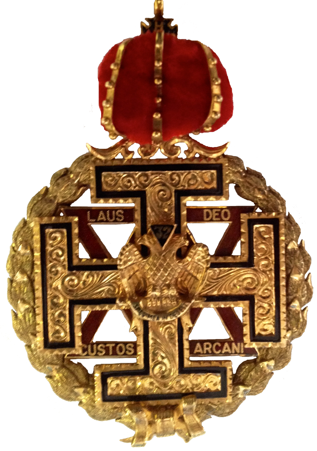 Past Master of Kadosh Jewel