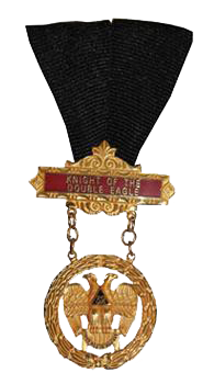 Knight of the Double Eagle jewel